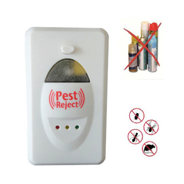 Home Necessary Pest Reject 100% Effective Safe Repels All Insects And Rodents Pest Reject Rats Cockroaches Control Pest Repeller(China (Mainland))
