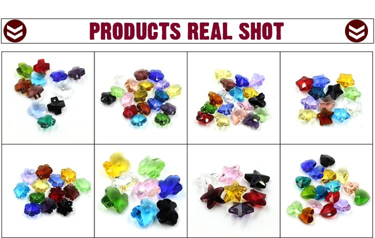 Charms Glass Heart Faceted Beads 10MM 30PCS/LOT Pendant Jewelry Findings Loose Beads Austria Accessories Crystal Beads AX003