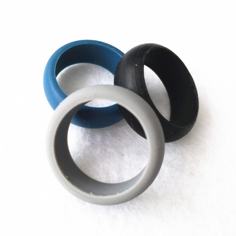 popular rubber wedding rings buy cheap rubber wedding