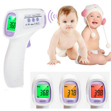 Baby/Adult Digital Multi-Function Non-contact Infrared Body Thermometer