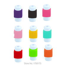 4PCS Mini Charger Cable Saver Protector for iPhone 6 Protective Accessory