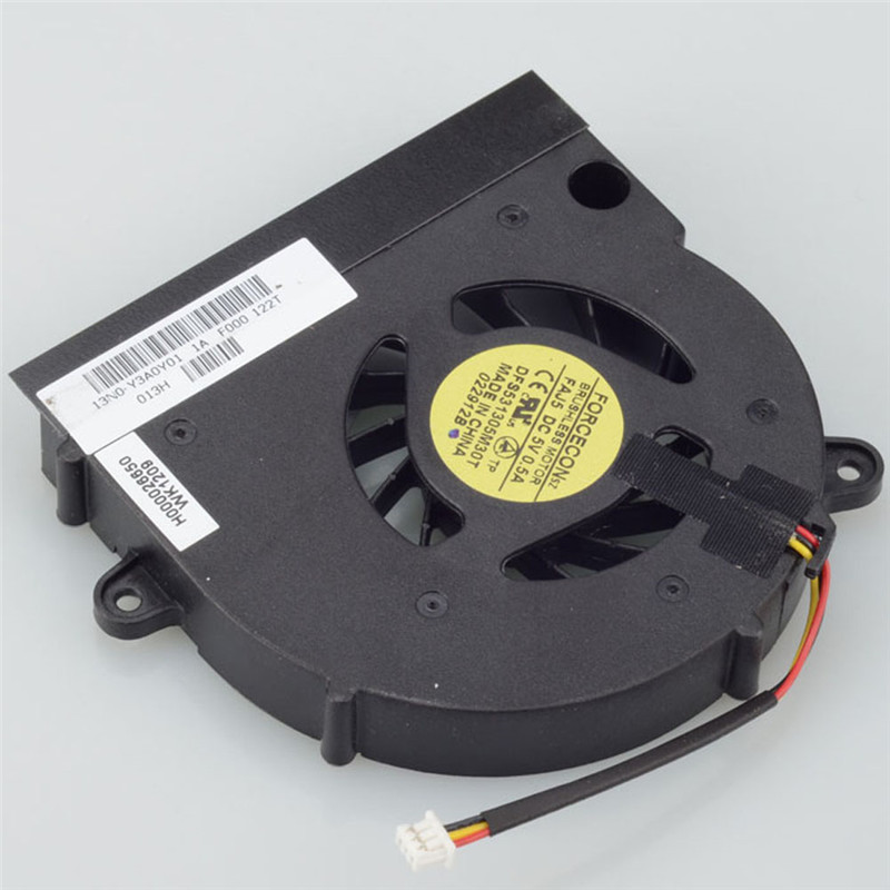 Laptops Replacements Components Cpu Cooling Fans Fit For Lenovo L3000 G450A G455 G550 G550M Series Notebook Cooler Fan F0250 P72(China (Mainland))