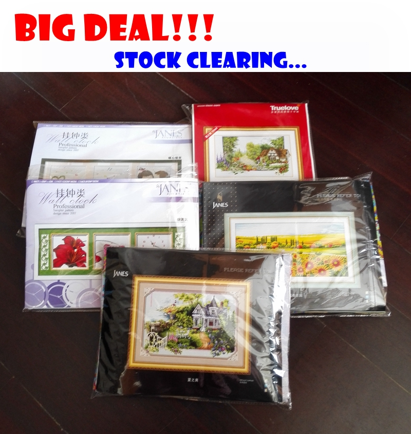 Big sale!!! cross stitch kit flowers season fall 11ct printed stamped canvas fabric cotton thread embroidery needlework yyqq(China (Mainland))