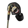 2015 New Arrival Original KZ ATE 3.5mm in ear Earphones HIFI Metal Stereo Earphones Super Bass noise isolating