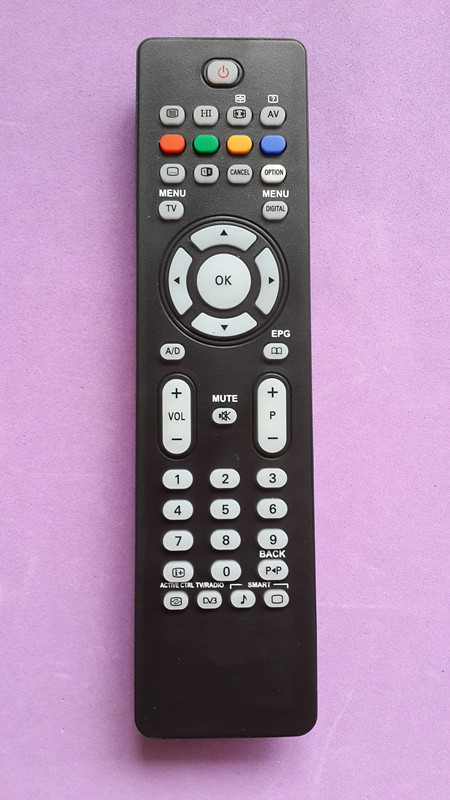 replacement new philips remote control rc2034301 01 in remote controls from consumer electronics. Black Bedroom Furniture Sets. Home Design Ideas
