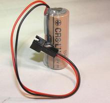 2 шт. плк аккумулятор для FUJI FDK CR8.LHC 3 V CR17450SE плк литиевая батарея сделано в япония