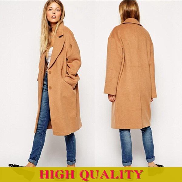 Long Brown Winter Coat - Coat Nj