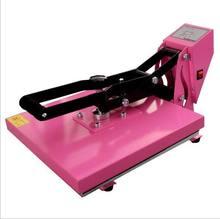 Manual heat transfer machine for t shirt heat transfer t shirt printing machine ST480 38X 38CM