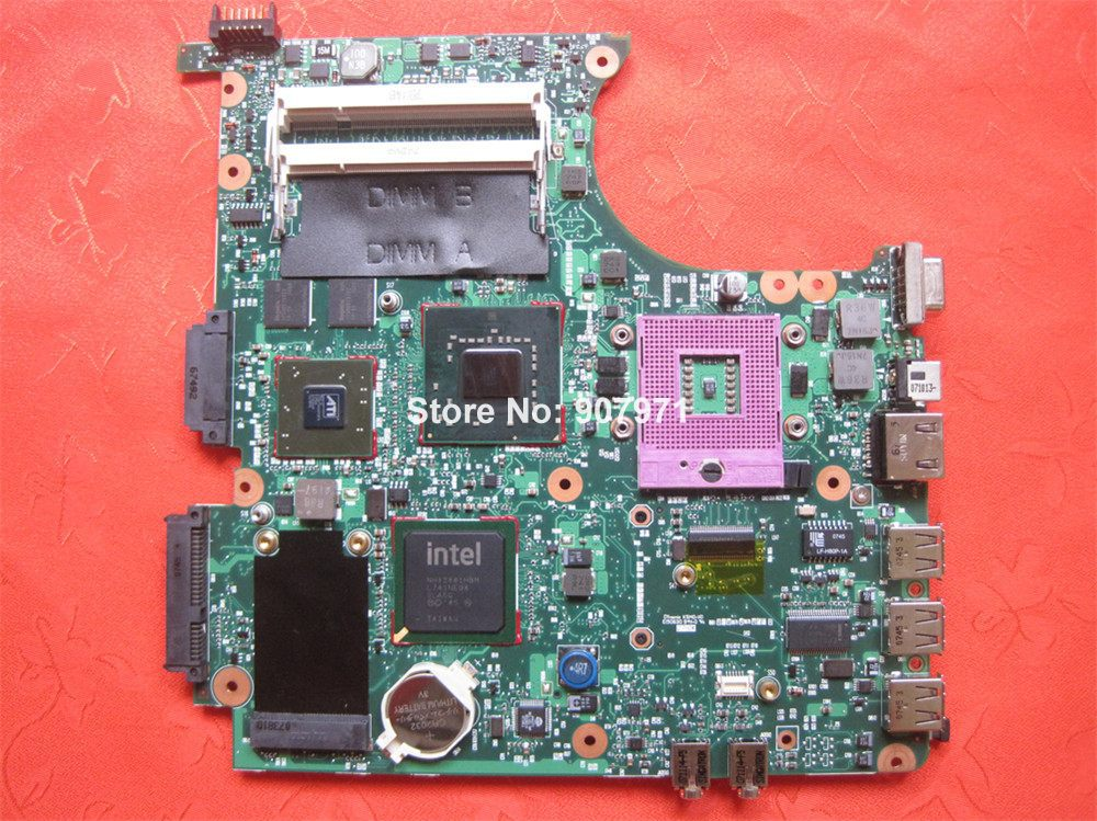 For HP Compaq 6520s 6820s Series 456611-001 Laptop Motherboard Fully Tested To Work Well<br><br>Aliexpress