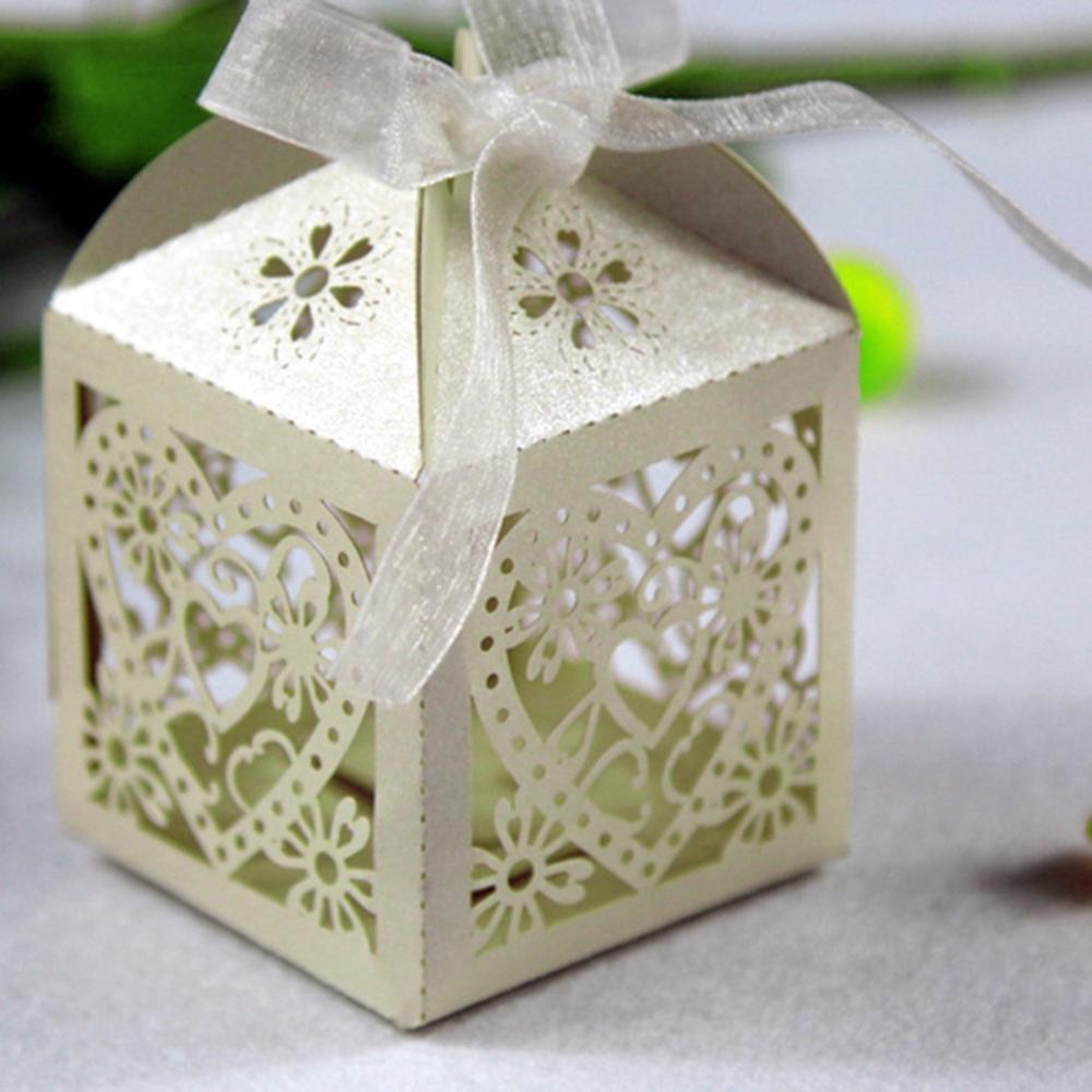 Как украсить коробочку подарочную