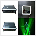 Strong beam and Safety laserman machine 10w green laserman show projector for dance show equipment for