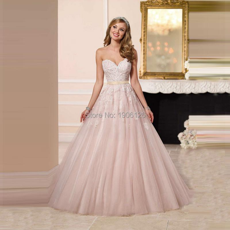 blush robes de mari e promotion achetez des blush robes de