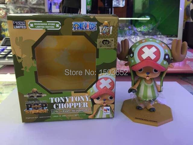 Model Tony Tony Chopper Ship's Doctor Of The Straw Hat Pirates in One Piece Exquisite Workmanship Action Figure&Toys For Child(China (Mainland))