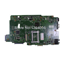 For ASUS K70AE K51AE K51AB REV 2.3 or REV 2.1DDR2 system PC motherboard Professional tested & working perfect Free shipping(China (Mainland))