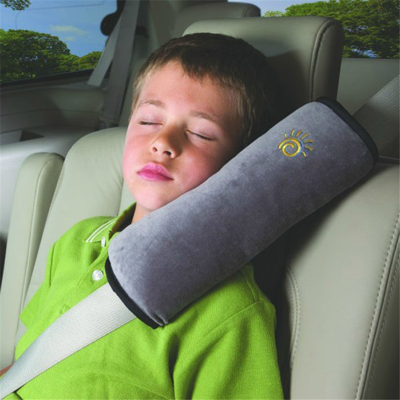 car seat cushions Baby Children Safety Strap Car Seat Belts Pillow Shoulder Protection quality first(China (Mainland))