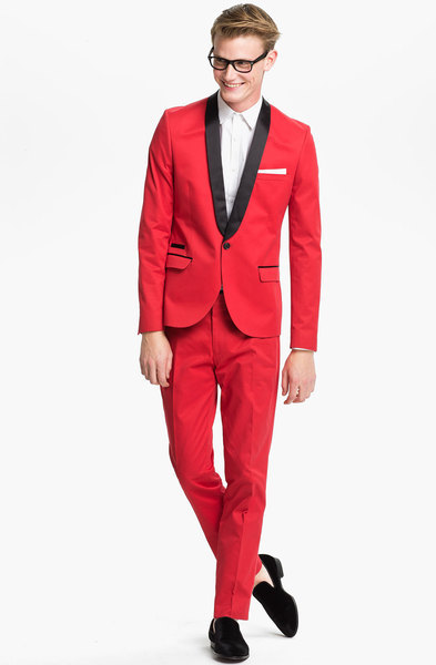 High Quality Prom Suits Red Slim Fit-Buy Cheap Prom Suits Red Slim ...