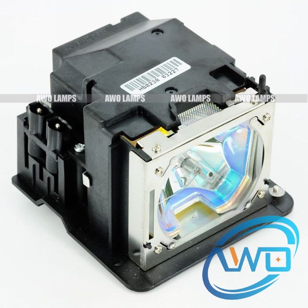 DHL/EMS free shipping VT60LP Compatible bare lamp with housing for NEC 1566/VT46/VT460K/VT465/VT475/VT560/VT660/VT660K(China (Mainland))