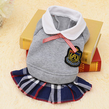 New Pet Dog Clothes for Small Dog Clothing Warm Puppy Coats Jacket Cat Costumes Cheap Chihuahua Clothes Spring Shirts Suit 39(China (Mainland))