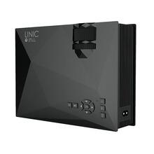 NEW 2016 UNIC UC46 Portable Projector Cinema Theater PC&Laptop VGA/USB/SD/AV/HDMI Input Wireless WIFI Mini Pocket Projector(China (Mainland))