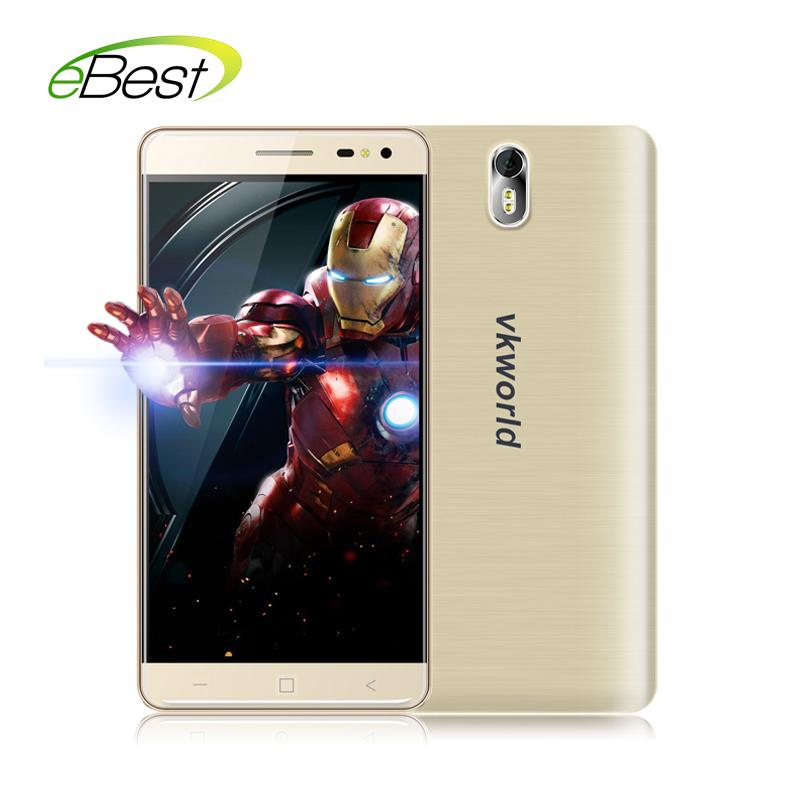 Original Vkwrold G1 Cell phone 5000mAh 5.5 inch Octa Core Smartphone Android 5.1 MTK6753 3G RAM+16G ROM 4G LTE 1280*720(China (Mainland))