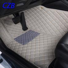 Floor Mats for BMW 3 Series 320li 320i 320GT 328li 316i 525Li dedicated wholly surrounded by car mats(China (Mainland))