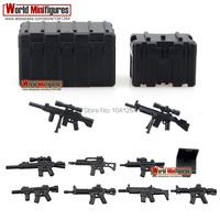 Детское лего 200 DIY Swat Pack