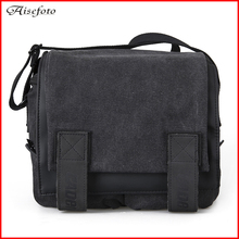 Buy 2017 New Camera Bags Sling Shoulder Digital DSLR Video Photo Bag Waterproof Canvas Soft Carry Case Dslr Sony Canon Nikon for $41.88 in AliExpress store