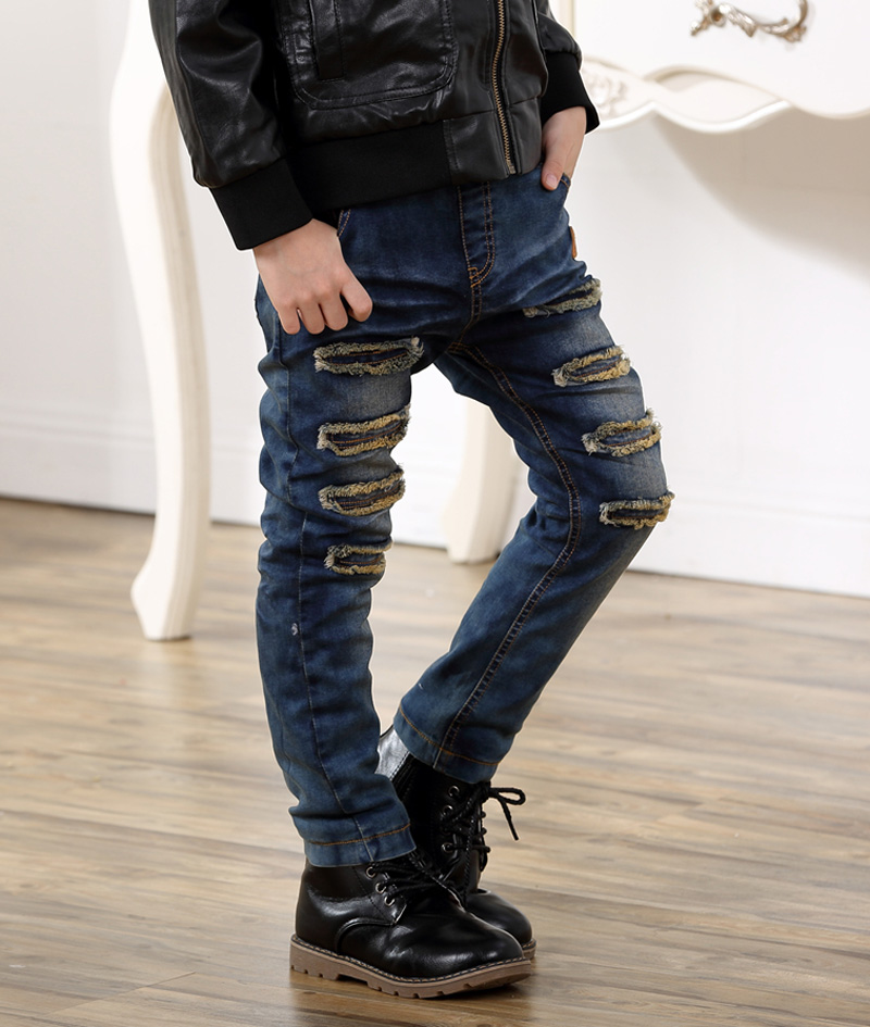 Online Buy Wholesale ripped baby boys jeans from China ripped baby ...