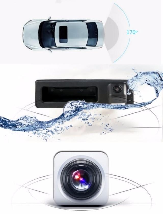 Car Parking Camera Rear Camera HD CCD Night Vision Car Camera (1)