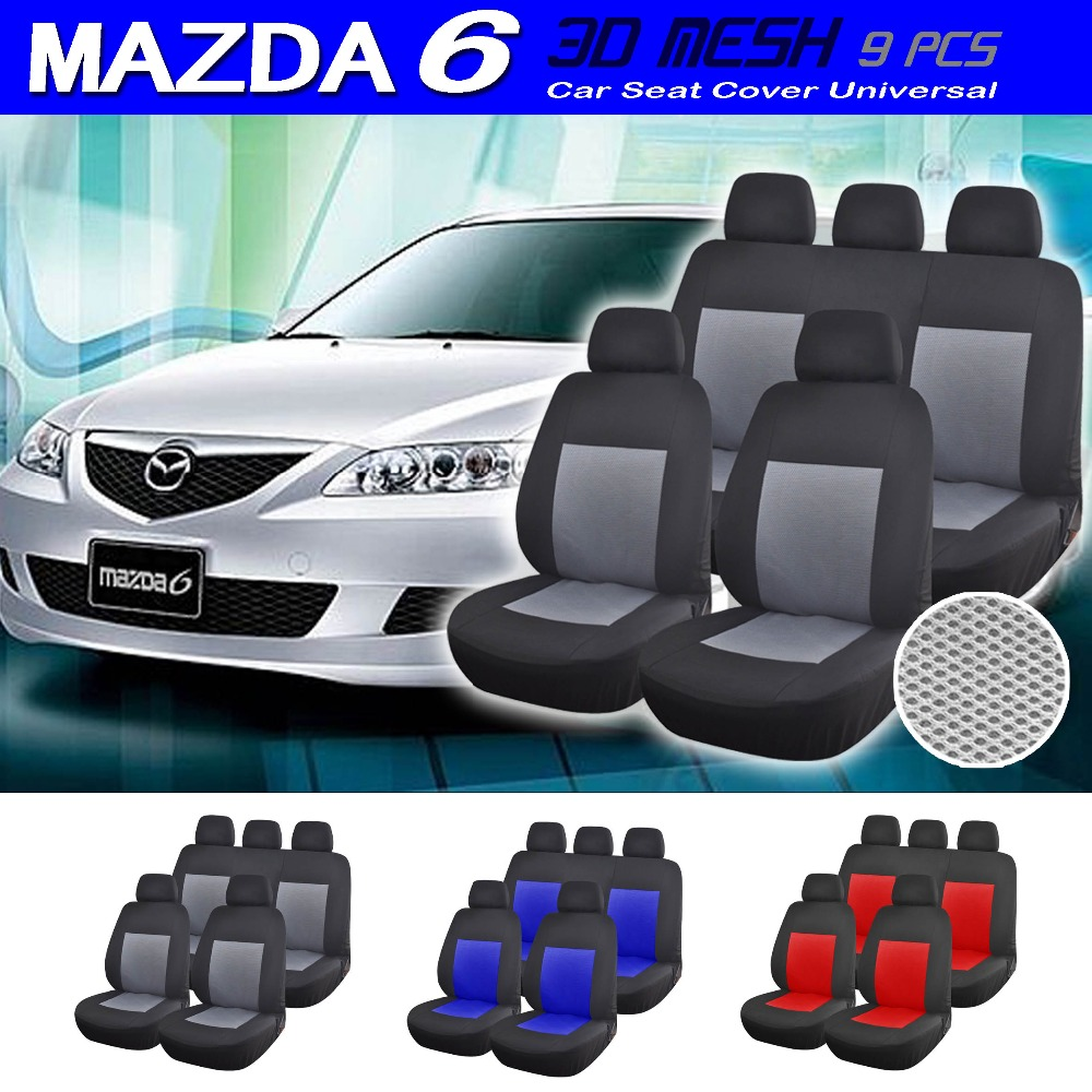 Mazda 6 Universal Styling Car Cover Auto Interior Accessories Free Shipping Automotive Gaily Car