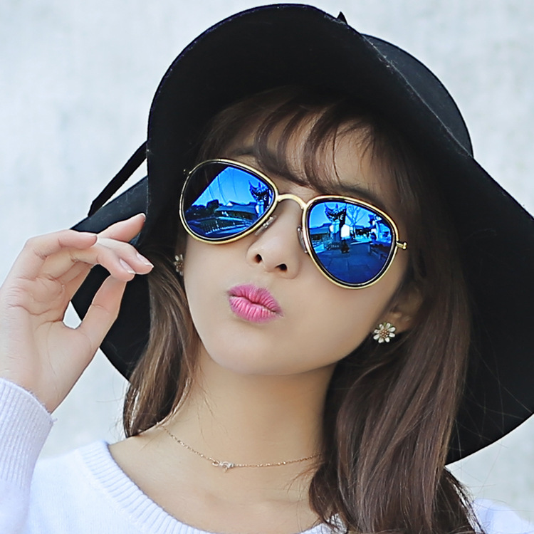 latest sunglasses for women  gold mirror Archives
