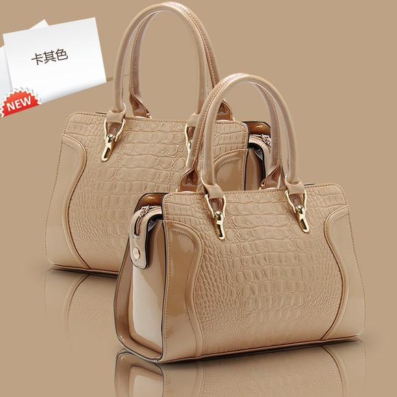 Sale New 2014 Fashion Desigual Bag Crocodile Women Handbag PU Leather Shoulder Bags Women Messenger Bags Bolsas Femininas CC(China (Mainland))