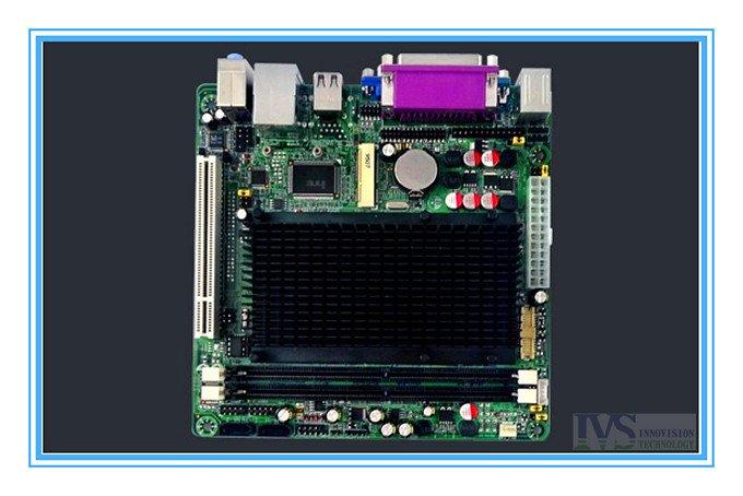 ITX Motherboard intel Atom D425 1.8G,Fanless,VGA,Giga LAN,Delicated Game/ Cash register Mainboard(China (Mainland))