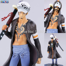 Anime POP One Piece Trafalgar Law 1/8 PVC Action Figure Collectible Model Toy 9.5″ 24cm Free Shipping OPFG346