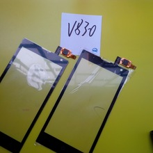 V829 Sensor Phone Replacement Parts For ZTE Blade G LUX V830 Touch Screen Digitizer Glass Panel ; Free Shipping