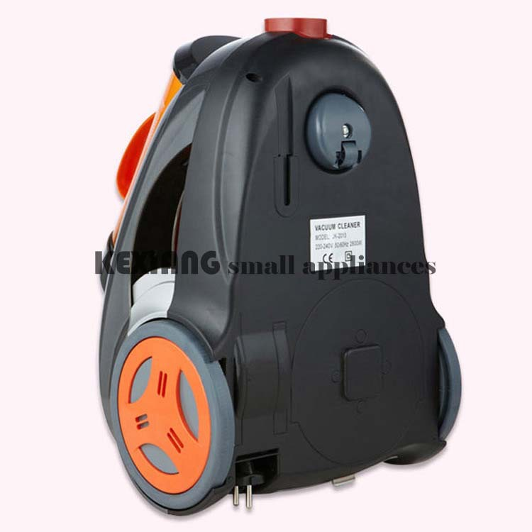 2600W high-power vacuum sweeper Horizontal Cyclone The bagless vacuum cleaner(China (Mainland))