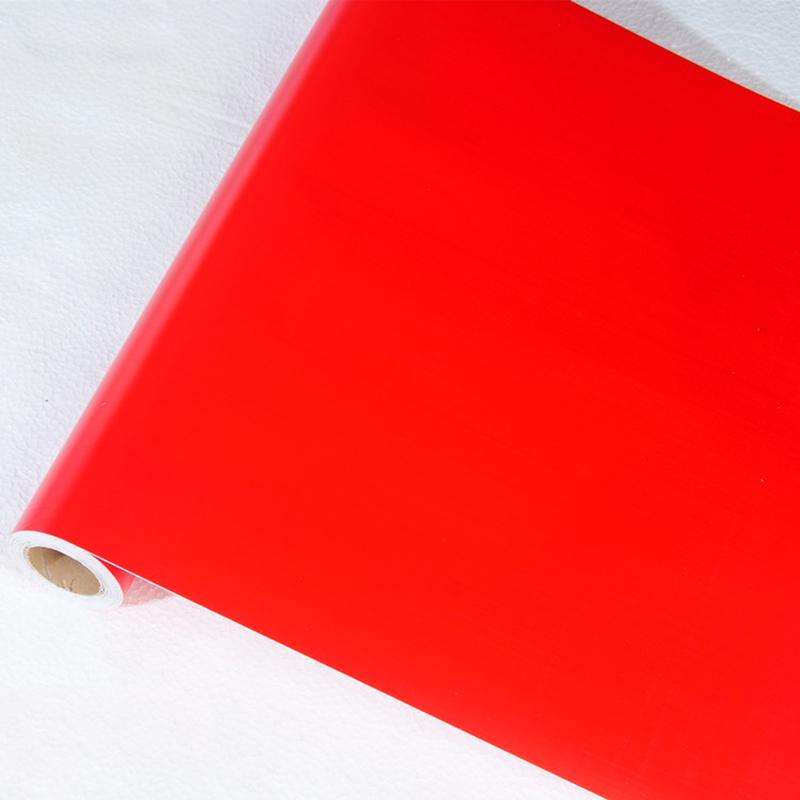 Vinyle papier peint imperm able l 39 eau promotion achetez for Rouleau vinyle adhesif pour meuble