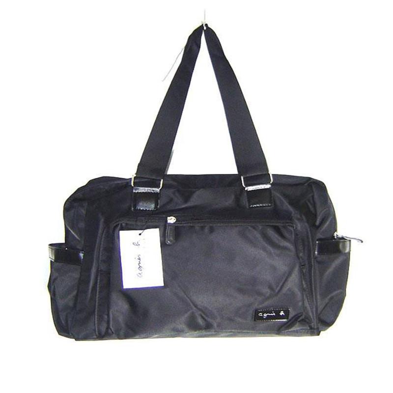 2017 new lady bag casual fashion nylonshoulder bag Messenger bag crescent bag(China (Mainland))