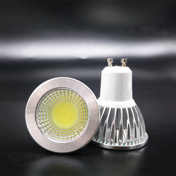 High Quality GU10 led light 3W led lamp COB candle light AC110V 220V led bulb high power downlights spotlight for living room(China (Mainland))