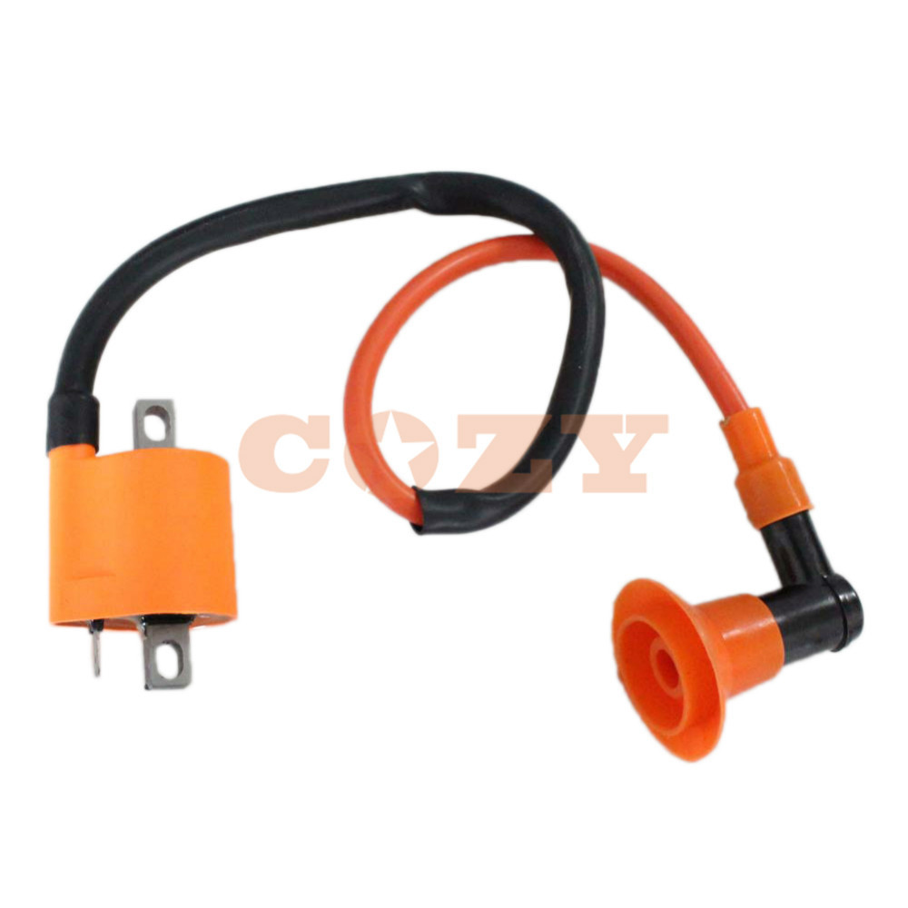 Performance Racing Ignition Coil Spark Plug Wire For
