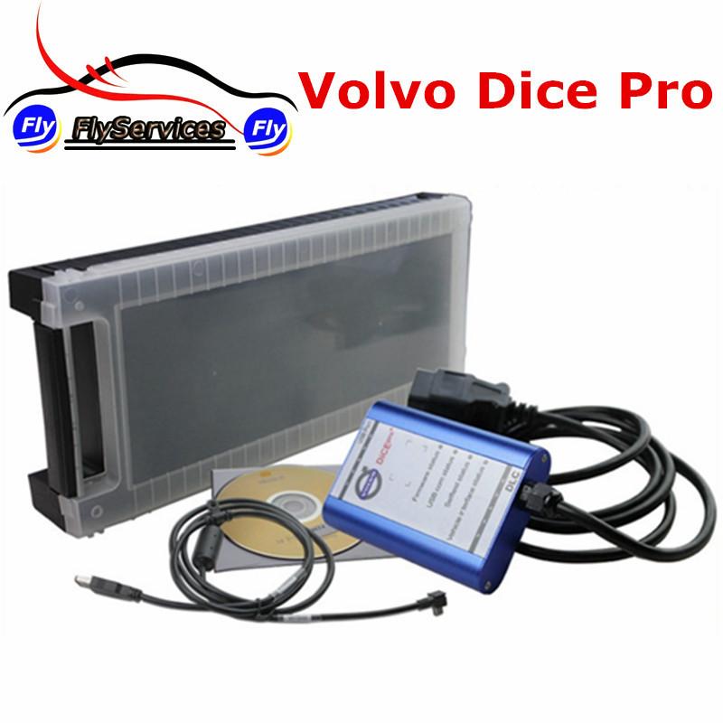 2016 Professional Diagnostic Tool For Volvo Vida Dice Pro 2014D For Volvo Series Super For Volvo Dice Pro Fast Shipping(China (Mainland))