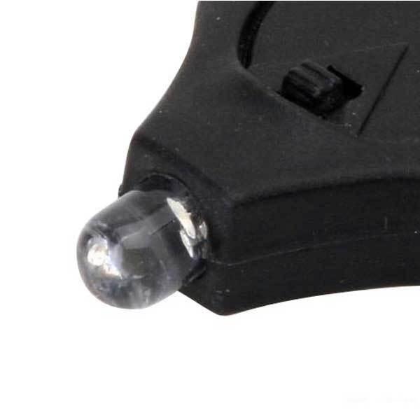 BidWise Shop Mini LED Flashlight holder keyring Keychain Torch New(China (Mainland))