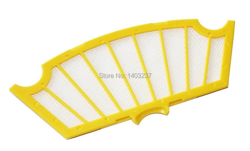 1 Piece Replacement Filter For iRobot Roomba 500 550 560 570 580 Vacuum Cleaner Filter(China (Mainland))