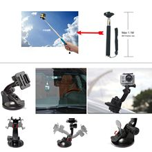 2015 New Real Xiaomi Yi Xiaomi Action Camera Accessories Set Kit 37 In1 For Gopro Hero