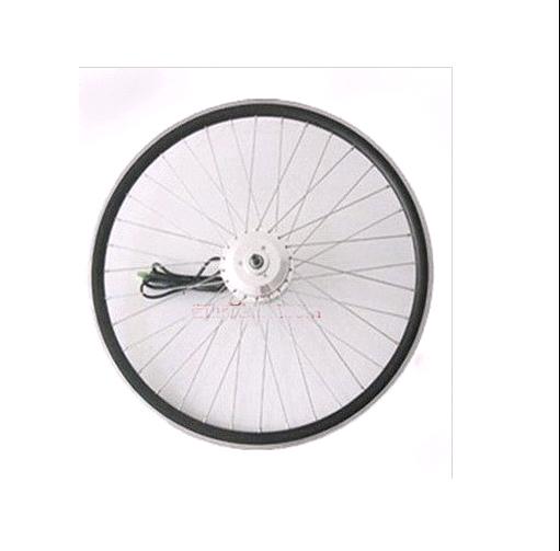 "36V 20"" 26"" 700C 28"" 350W M100 Front Electric Bicycle Bike eBike brushless gear Motor Conversion Kit(China (Mainland))"