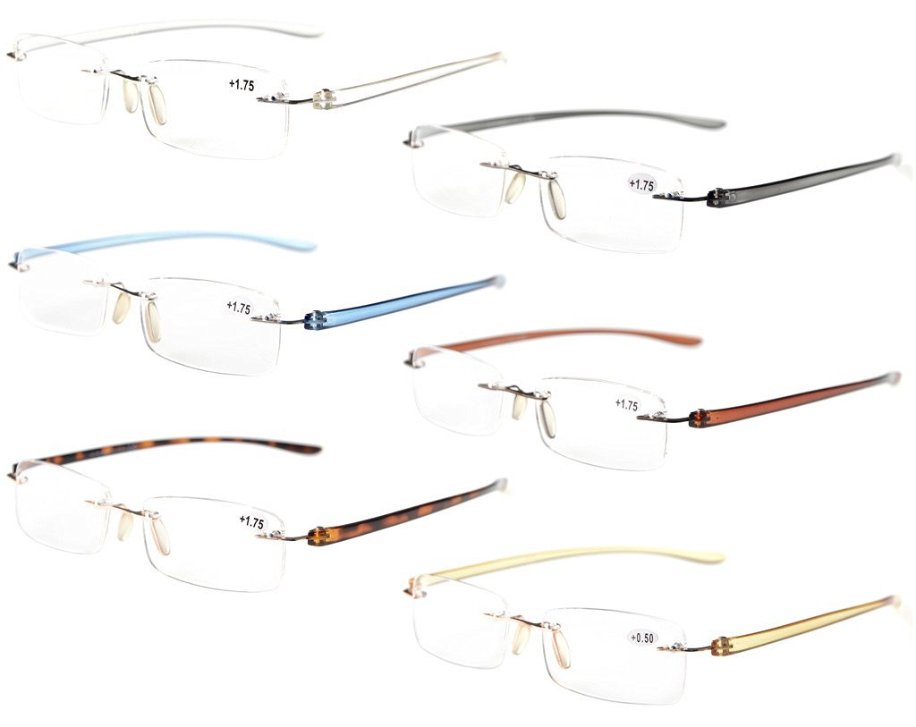Rimless Glasses For Small Faces : Popular Reading Glasses for Small Faces-Buy Cheap Reading ...