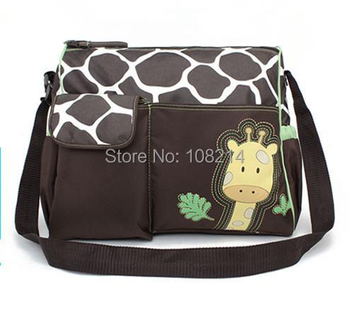 free shipping backpack mummy baby nappy bags zipper diaper bag handbag shoulder bag stroller. Black Bedroom Furniture Sets. Home Design Ideas