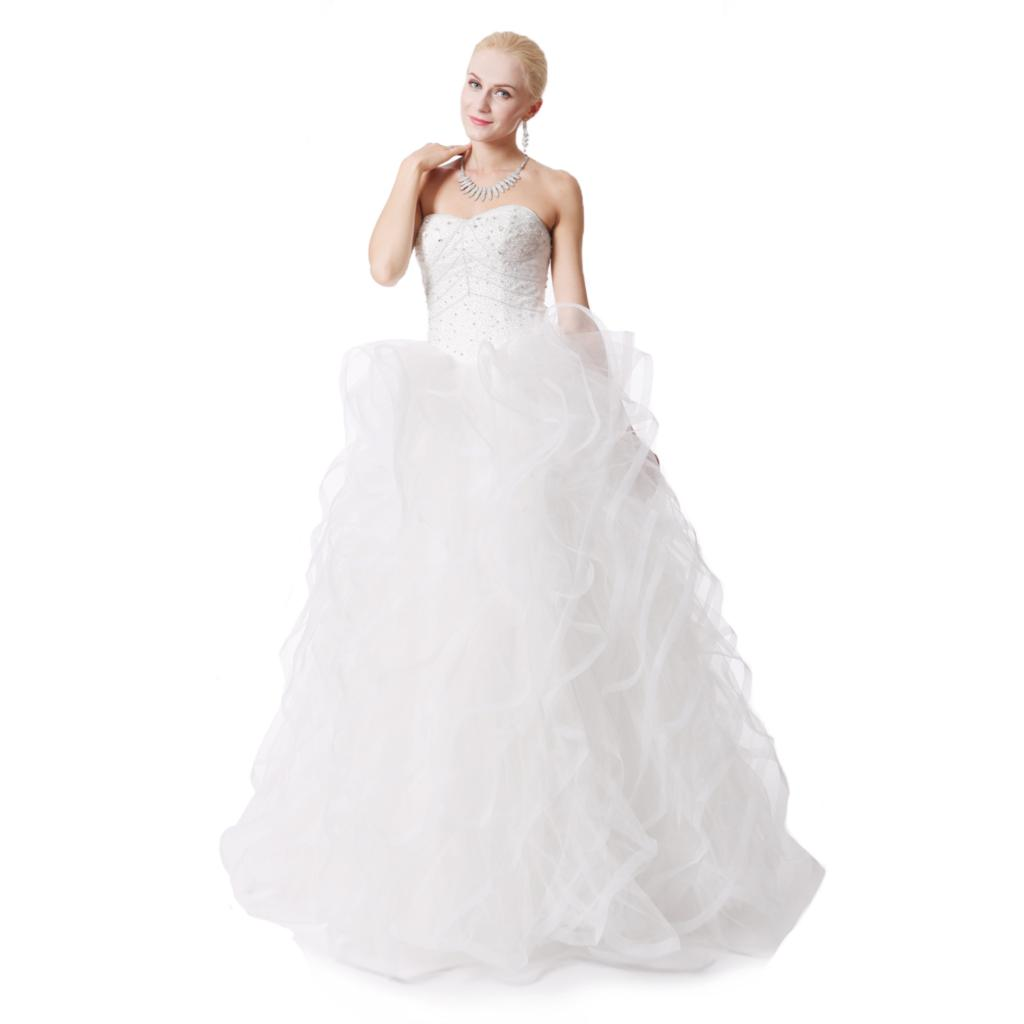Buy 2015 ball gown wedding dresses plus for Undergarments for wedding dress
