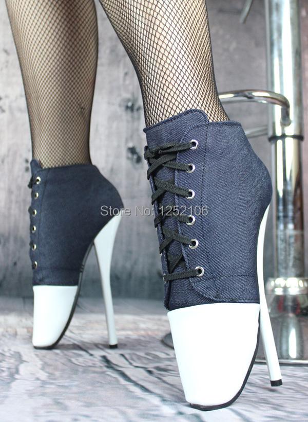 Женская фетиш обувь на высоких каблуках купить