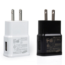 Buy 5V 2A US AC Plug USB Moblie Phone Charger Universal Travel Power Adapter Wall Charger iPhone Samsung HTC Cell Phones for $1.25 in AliExpress store
